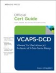 The VCAP5-DCD Official Cert Guide (with DVD) by Paul McSharry