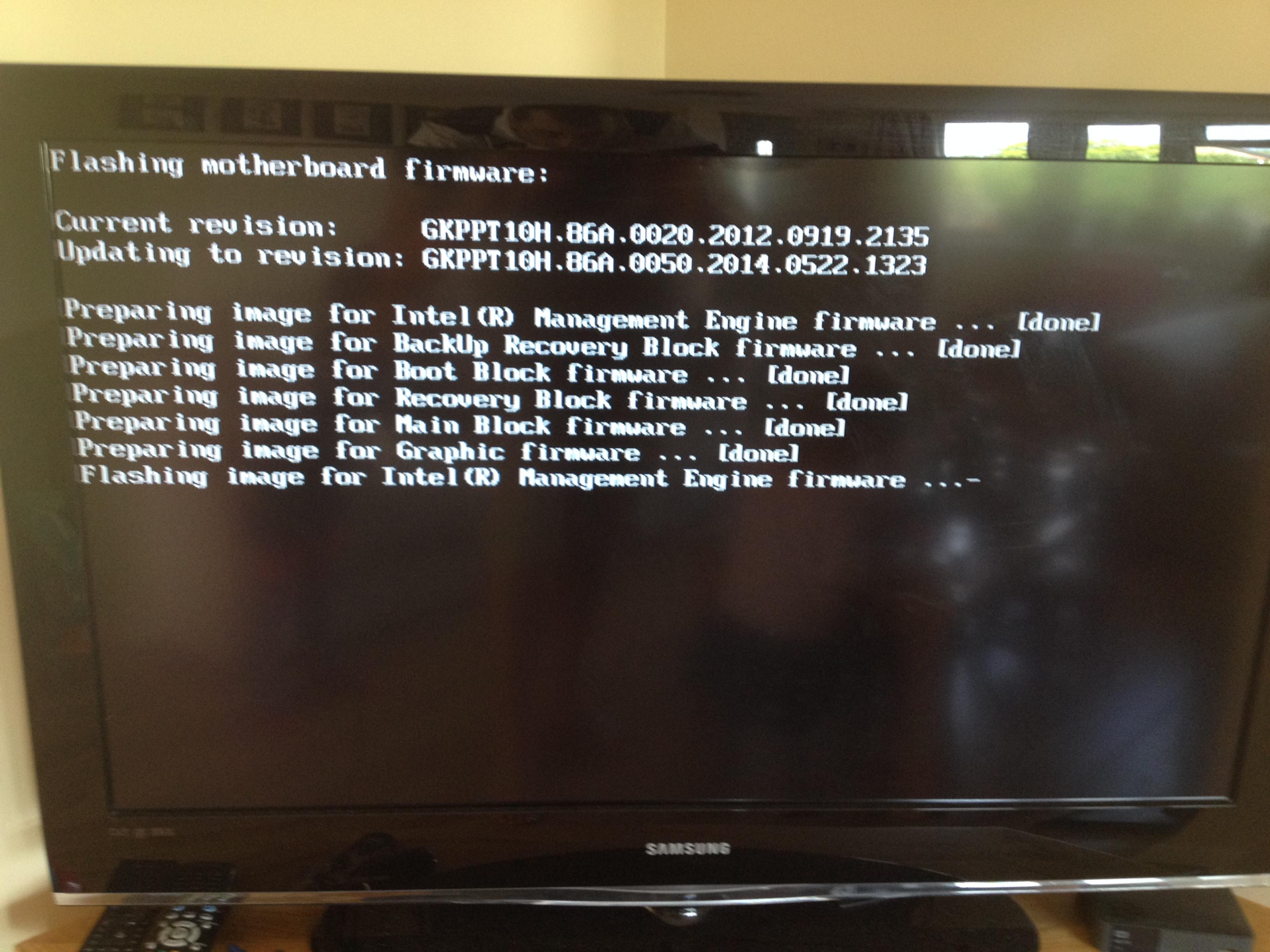 Intel NUC Firmware Upgrade - Tekhead it