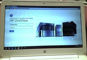 HP OneView