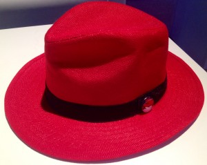 A RedHat Red Hat