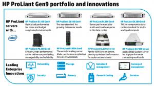 HP Gen 9