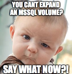 AWS MS SQL - say what now