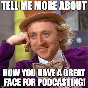 Tech Podcasts - Tech Podcast Meme