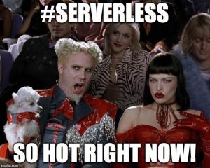 Serverless Computing is hot!