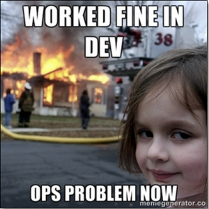 devops Dark Launch Meme