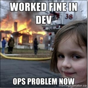 devops Dark Launch Meme