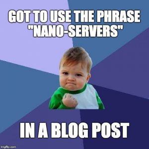 Igneous Systems Nano-Servers