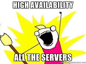 HA Servers