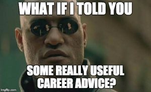 Sanjay Poonen Career Advice