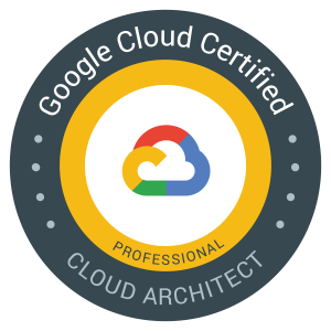 Google Cloud Architect Professional