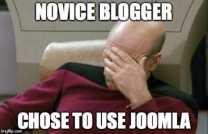 Novice Blogger